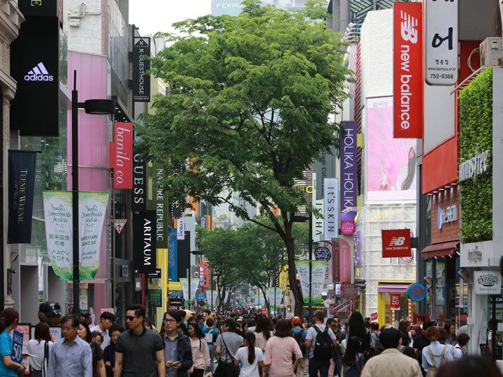 明洞(ミョンドン)のエリアガイド|韓国旅行「コネスト」