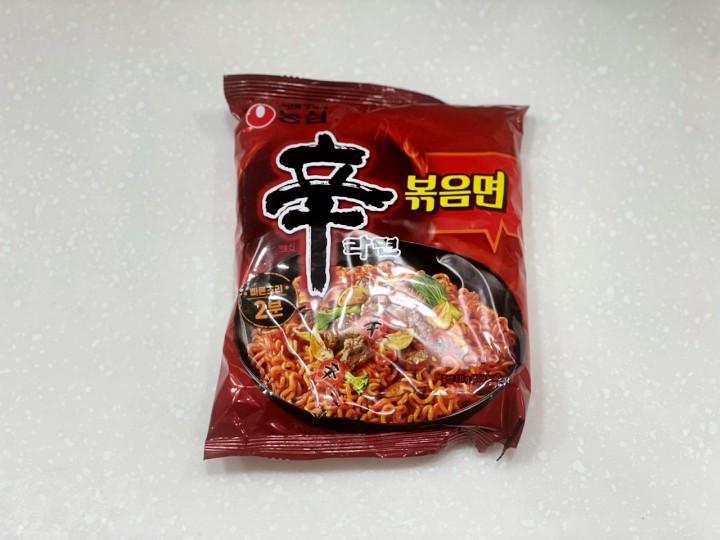 「辛ラーメン・炒め麺」
