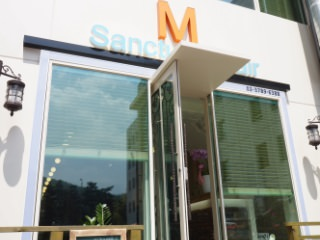 Sanctuary hair M 明洞店