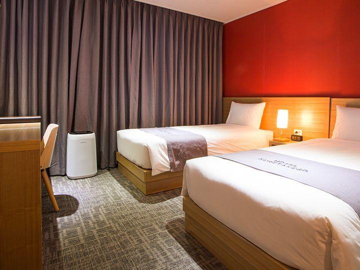 ホテル呉竹荘仁寺洞ソウル