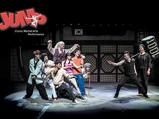 「JUMP」公演チケット