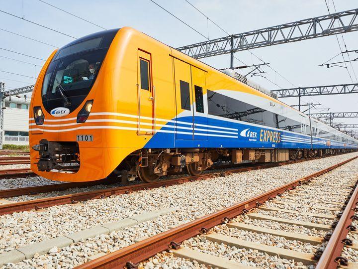 韓国空港鉄道 直通列車チケット