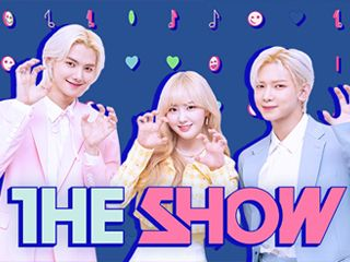 SBS「THE SHOW」観覧チケット