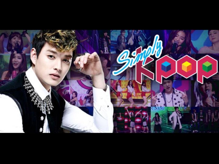 「Simply K-POP」※写真は番組からの提供によります