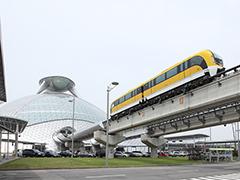 仁川空港 磁気浮上鉄道