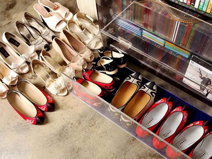 ドレス用の靴と韓服用の靴