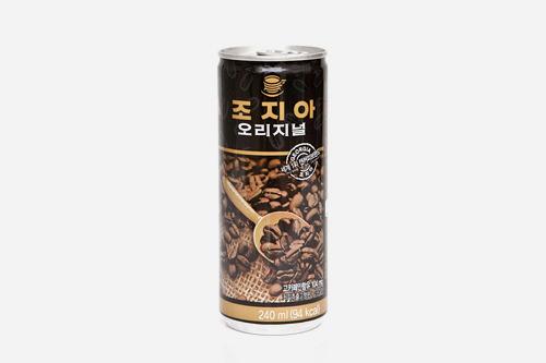 缶コーヒー240ml 1,100ウォン