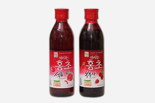 紅酢900ml 9,900ウォン