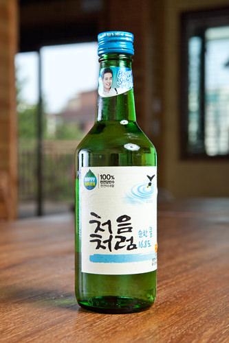 韓国焼酎(20cc)