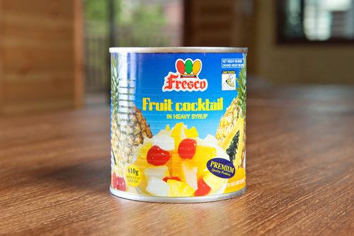 フルーツ缶詰(2スプーン)