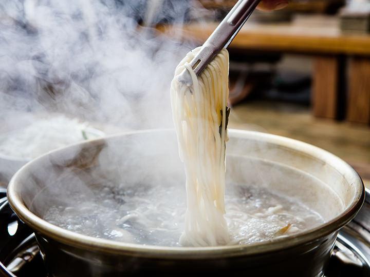 スープとともに堪能したい