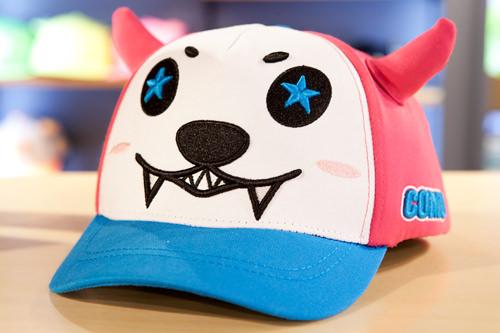 HAT's ON表情がツボ!