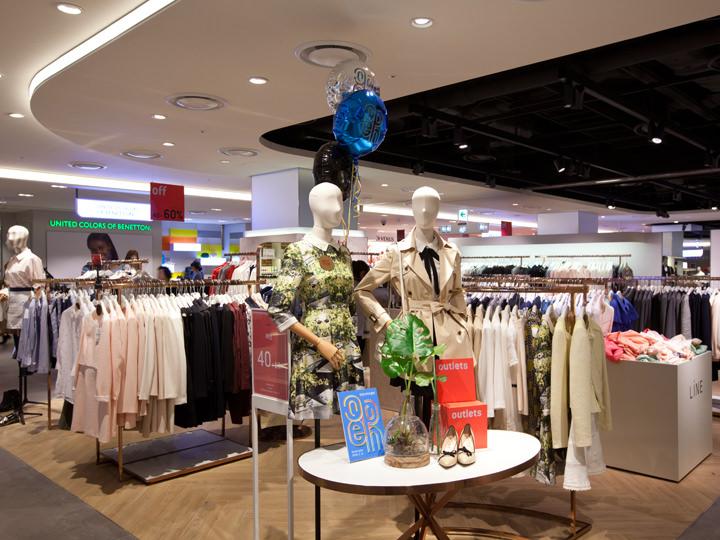 韓国内外の人気ファッションブランドアイテムがお買い得