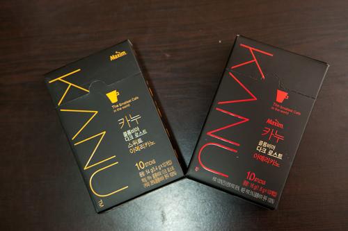 「KANU」(スティック・顆粒タイプ)