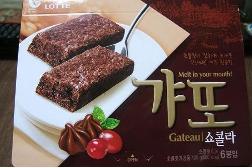価格:4,800ウォン(10袋入り)