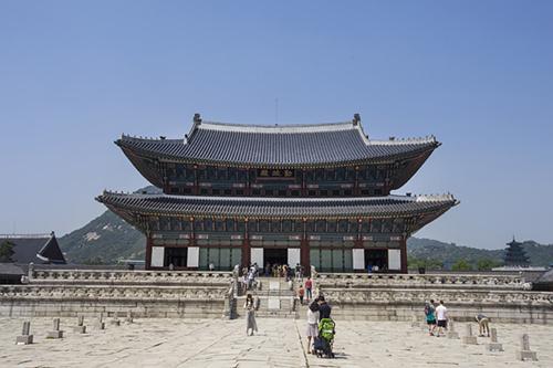 景福宮(キョンボックン)など古宮(3票)