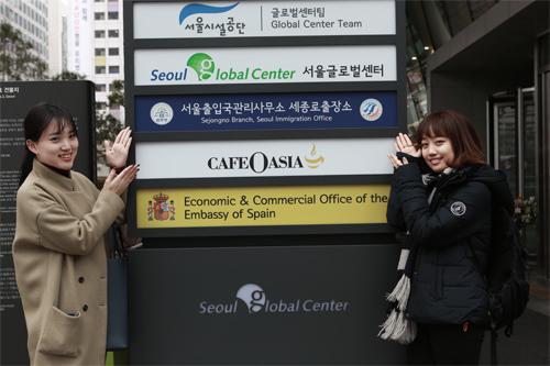 1.出入国管理事務所訪問居住地域の管轄である事務所を訪問。担当窓口のあるフロアへ行きます。