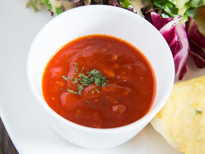 オムレツによく合うトマトソース