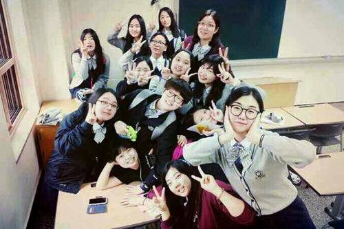 韓国女子高生 Twitter