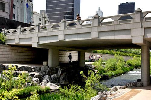 長通橋(チャントンギョ) 地図番号:青6