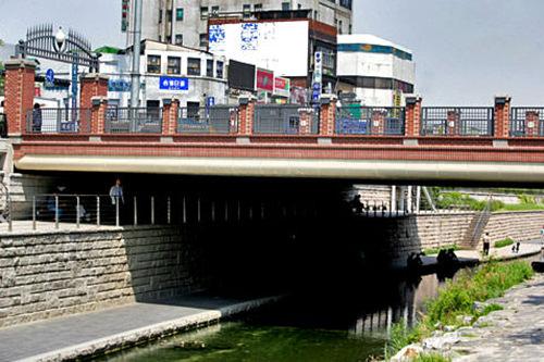 馬塵橋(マジョンギョ) 地図番号:緑1