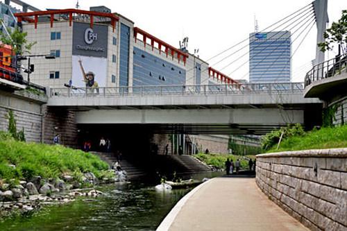 茶山橋(タサンギョ) 地図番号:緑7