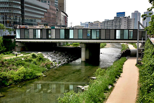 黄鶴橋(ファンハッキョ) 地図番号:緑10