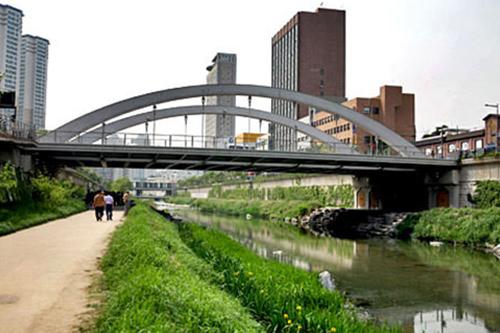 庇雨堂橋(ピウダンギョ) 地図番号:赤3