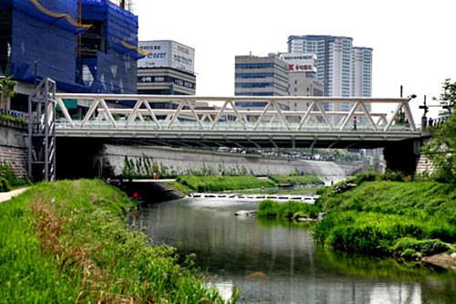 舞鶴橋(ムハッキョ) 地図番号:赤6
