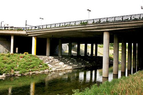 古山子橋(コサンジャギョ) 地図番号:赤9