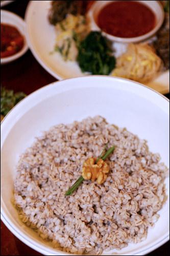 ポリパッ(麦飯)
