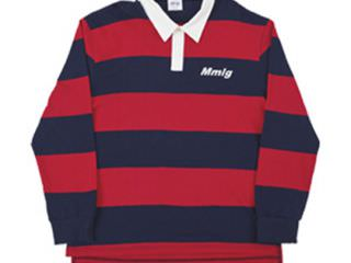 「Mmlg Rugby Sht(Red)」