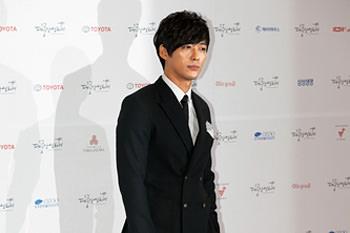 俳優ナムグン・ミン