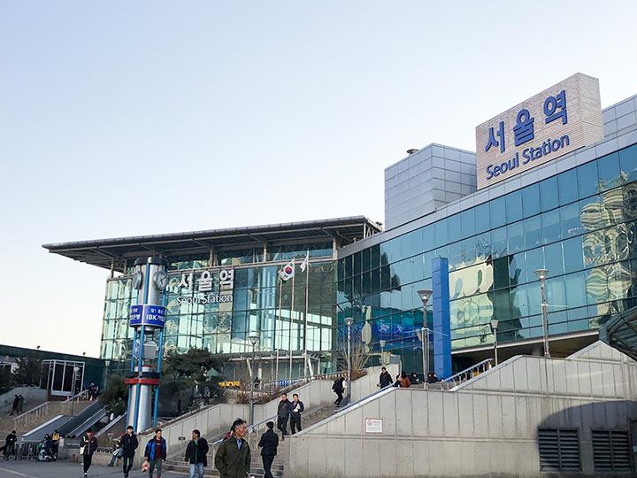 ソウル駅 | 韓国の交通|韓国旅行「コネスト」