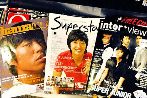 Drama 3,000ウォンSuperstar 6,000ウォンInterview 6,000ウォン