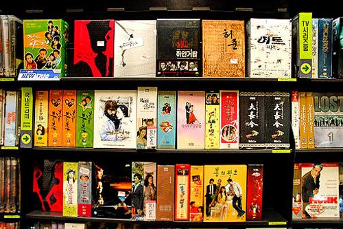 韓国のドラマ