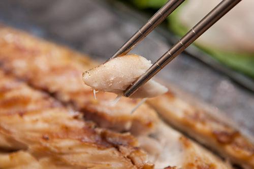 程よく脂がのった焼き魚