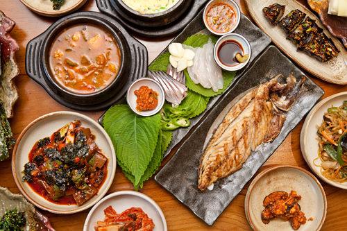 田園|乙支路・忠武路・南山(ソウル)のグルメ・レストラン|韓国旅行 ...