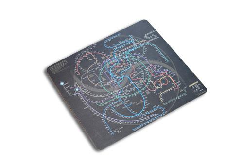 地下鉄路線図表マウスパット 4,500ウォン