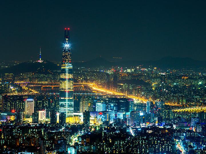 韓国・ソウルのおすすめナイトツアー(夜景・ナイトクルーズ) | 目的 ...