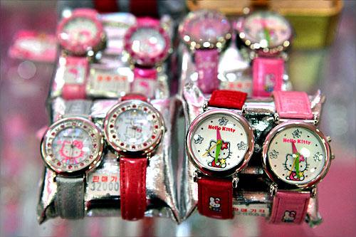 腕時計5,000~20,000ウォン