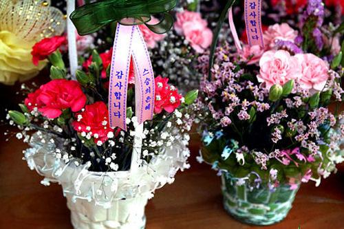 最も手軽かつポピュラーな花