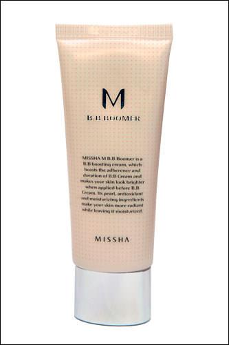 M・BBブーマー 40ml 11,800ウォン美白+しわ除去効果のある化粧品で、BBクリームの前に塗ることによって、BBクリームの機能をさらに高めます。