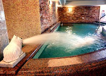 温泉水のお風呂