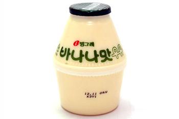 バナナ牛乳(200ml):150kcal