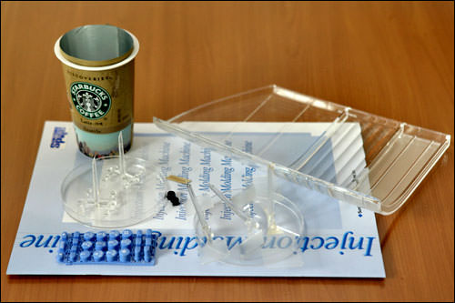 プラスチック製品の一部