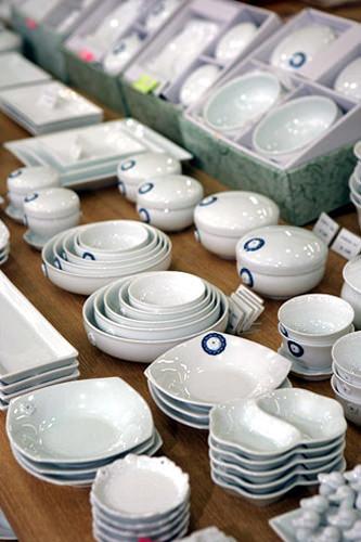 使い勝手のよさそうな小皿たち