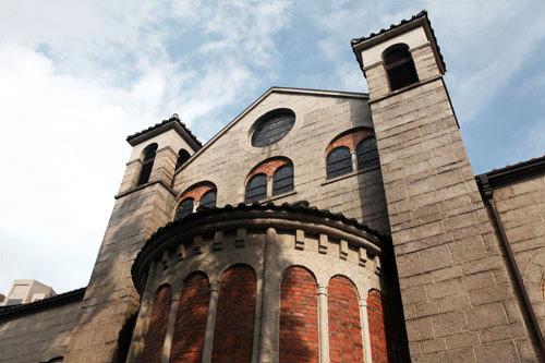 聖公会ソウル聖堂