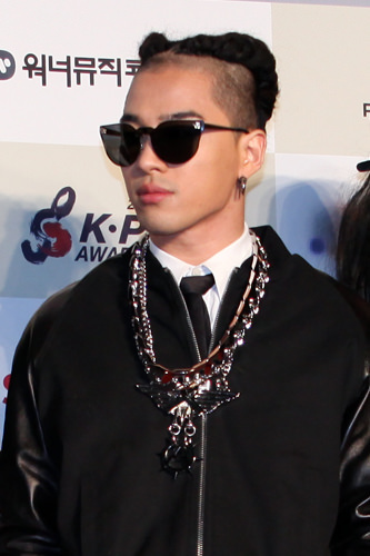 テヤン(BIGBANG)