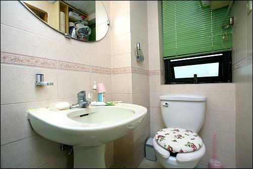 トイレと洗面所